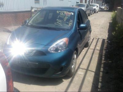 Micra     2015 Engine Assembly 2605574