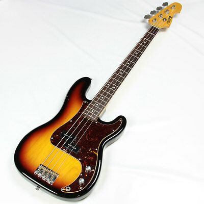 used atelier z vintage 504 sb electric bass guitar from japan