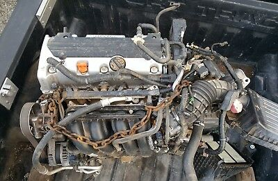 2012 Honda Accord Engine, 2.4l, 4cyl, 54k Miles