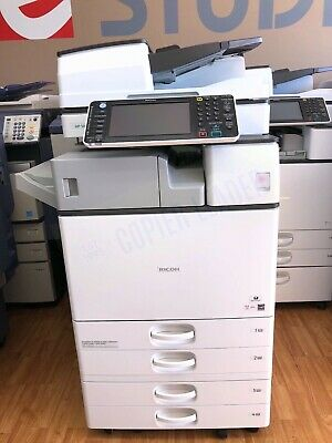 Ricoh Mp 5054 Copy-print-scan-fax (very Low Meter/finisher Included)