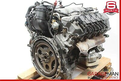 Mercedes S500 E500 Clk500 5.0l M113 Complete Engine Motor Block Assembly 81k