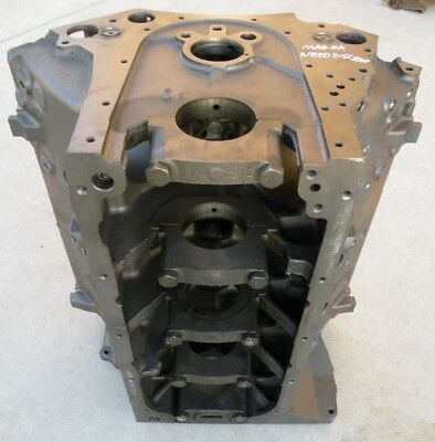 Lincoln Thunderbird Engine Block Mel C4ve 430 Cid 6.7 Ltr 410 7.0 Ltr 1958-1965