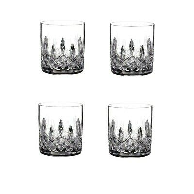 Waterford Lismore Classic 7oz Straight Sided Tumbler Set Of 4