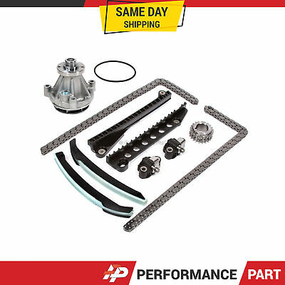 Timing Chain Kit Water Pump For 04-10 Expedition Ford F150 Lincoln Triton 24v