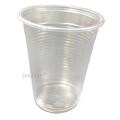 6000 X Clear Disposable Plastic 7oz Cups Cold Drink Tumbler Water Juice Party
