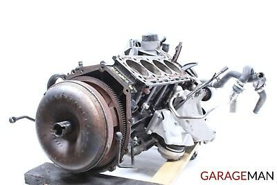 97-00 Mercedes R170 Slk230 2.3l Engine Motor Block Assembly 1110112201 Oem