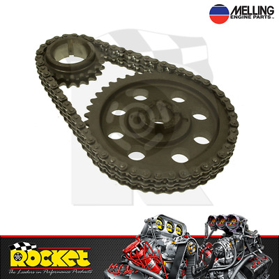 Melling Double Row Timing Chain Set (ford 289-351w) - Me40206