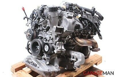 03-05 Mercedes W211 E320 4matic Complete Engine Motor Block Assembly Oem