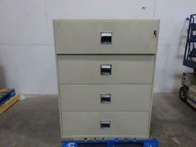 Meilink Lateral Fire Proof Filing Cabinet
