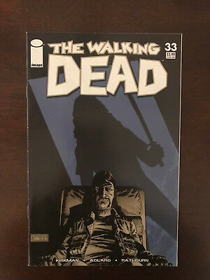 Walking Dead #33 2nd Print 2006 Variant Image Comic Book   Second Printing