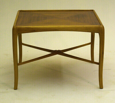Walnut And Fruitwood Coffee End Sofa Table By Thomasville 1965 Vintage