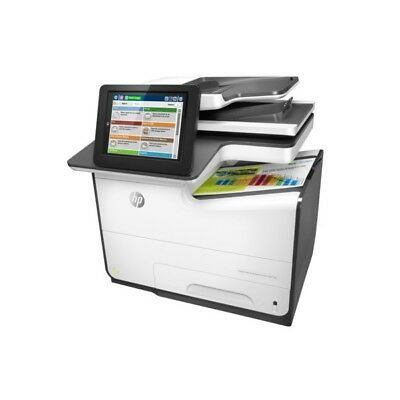 Hp Pagewide Enterprise Color Mfp 586dn / E58650z (g1w39a / L3u43a)