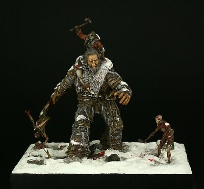 Elite Resin Soldier: Game Of Thrones: The Last Giant 54 Mm,metal Sculpture.