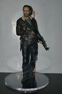 The Walking Dead Season 5 Rick Grimes Statue Gentle Giant 1:4 Scale 347/400