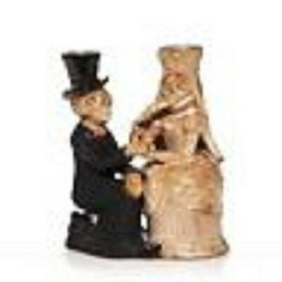 "New Yankee Candle 2010 Halloween Bride Groom Boney Bunch ""engagement/proposal"""