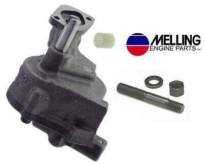 Melling M77g Oil Pump+arp Stud 230-7003 For Chevy Big Block Bb 396 402 427 454