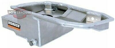 """Moroso 20960 5 Oil Pan Wet Sump 6-1/4 Quart Capacity 6-1/2"""" Deep; For Use With S"""
