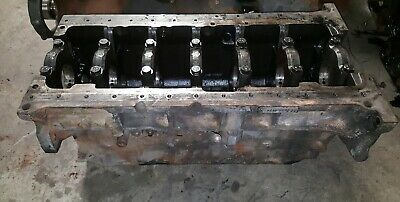 Ford 7.8l Engine Block E5hn-6015-ae
