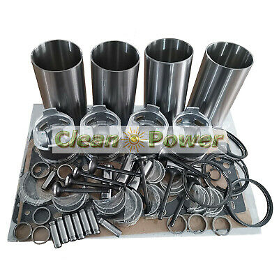 V1512 Overhaul Rebuild Kit For Kubota Tractor L1-28 L1-265 L1-285 L1-295 L1-315