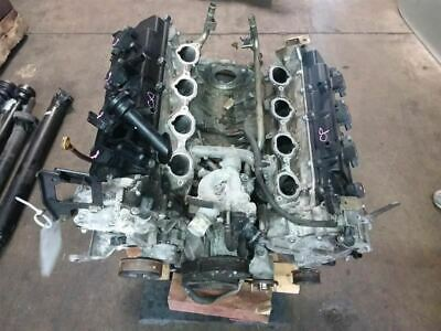 2007 Nissan Titan 5.6l Vin A 4th Digit Unleaded Fuel Engine Long Block Oem
