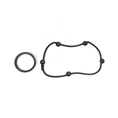 2pcs Timing Chain Cover Gaskets For Vw Jetta 05-14 2.0t