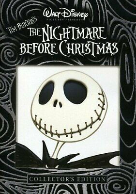 Chris Sarandon The Nightmare Before Christmas Japan Dvd New