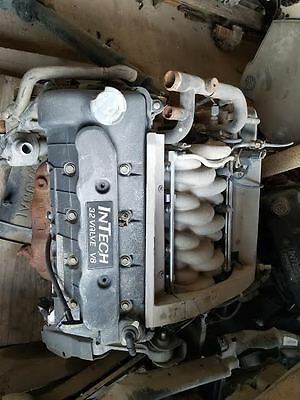 1998-1999-2000-2002 Lincoln Continental Engine
