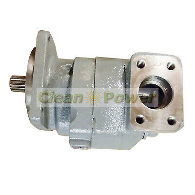 Hydraulic Pump 130258a1 130258a2 For Case Loader Backhoe 580l
