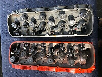 Original 1967 Corvette Camaro Chevelle 3904390 Big Block Cylinder Heads 396 427