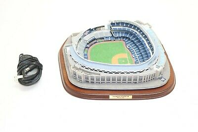 Yankee Stadium Replica Lighted Opening Day April 16, 2009 Limited Edition