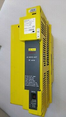 Used Fanuc A06b-6089-h106 Servo Amplifier A06b6089h106 Tested Expedited Shipping