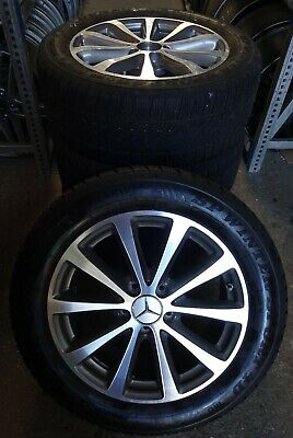 4 Mercedes-benz Winter Wheels 225/55 R17 97h E-class W213 S213 A2134011300 Rdk