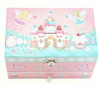 Kids Jewelry Box With Lily Ally Suites Fairy Music Box Song Wish Upon A Star New