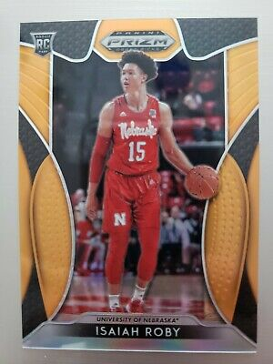 2019-20 Prizm Isaiah Roby Gold #