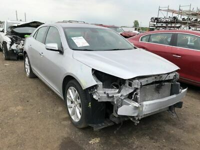 Engine 1 4th New Style 2.5l Vin L 8 Digit Fits 14-15 Impala 612399