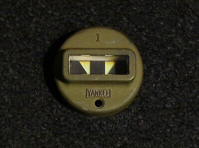 Blackout Light Marker Lens Yankee, Harley Davidson,ford, Lamp Wwii Military Army