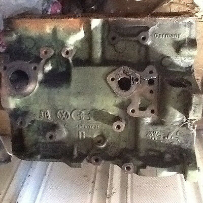 Vw Diesel  Block And Pistions Standard 1.5 L 1500cc Volkswagen Engine Block  Wvo