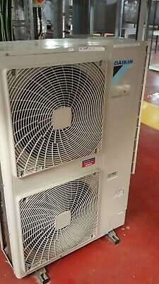 4x Daikin Fuyp100bv1 & 3 Large Inverters Rsxy-p8l7w1, Split Air Conditioning