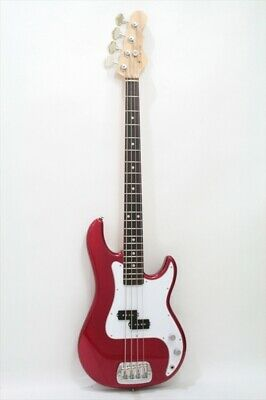 G L Lb 100 Rosewood Fingerboard Candy Apple Red