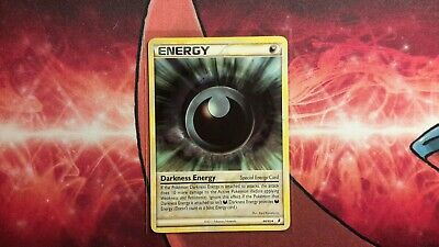 Darkness Energy Call of Legends Pokemon Card LP
