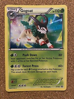 Gogoat Promo XY16 Pokemon Card Holo