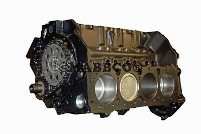 Remanufactured Gm Chevy 5.0 305 Short Block 1986 Model