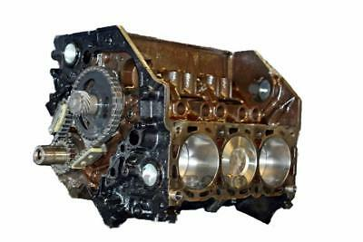 Remanufactured Ford 3.8 232 Short Block 1989-1995 Rwd
