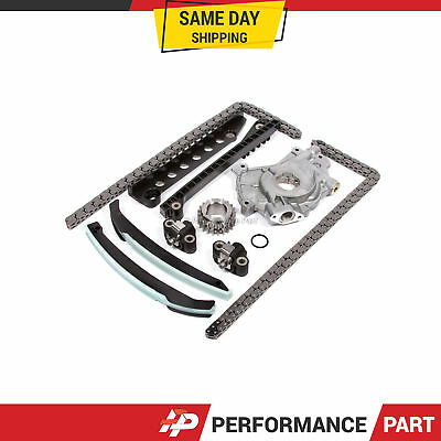 Timing Chain Kit Oil Pump For 04-10 Ford F150 F250 Lincoln Triton 5.4 24v