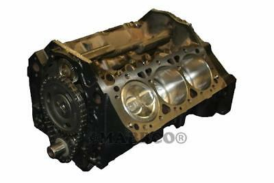 Remanufactured Gm Chevy 4.3 262 Short Block 1999-2001 #090m Big Sensor