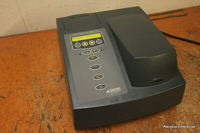 Thermo Electron Spectronic  Genesys 20 Spectrophotometer   Model 4001/4 4001