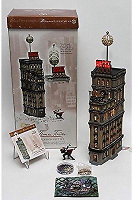The Times Tower 2000 New York Special Adition By Dept 56