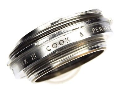 Cook & Perkins Leica Sm Mkiii Adapter  #1 ............. Extremely Rare !!