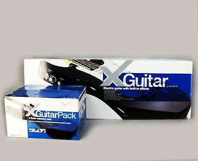 new rare collectible alesis xguitar accessories pack