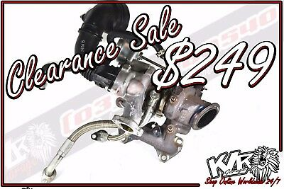 Genuine Fiat 500 2 Cylinder Turbo Charger 0.9l Complete Replacement Unit - Klr